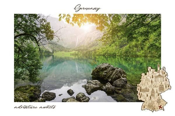 Jezioro Obersee