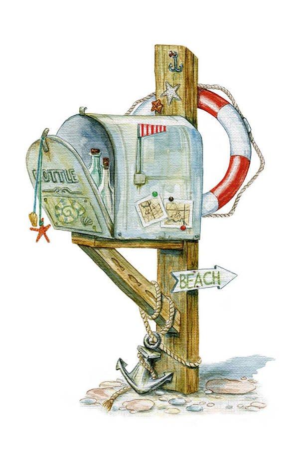 Nadmorska poczta